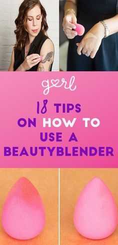 If you regularly wear foundation (or concealer or contour makeup) and you're not using a Beautyblender or any makeup sponge, you're doing it wrong. Seriously. I, too, once believed that there was nothing special about the little egg-shaped sponge that is known as a Beautyblender.