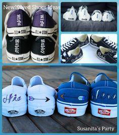 Ideas de Zapatos para Recién Casados!....mucho mas en www.facebook.com/SusanitasParty ó instagram @ susanitasparty #ideas #reciencasados #boda #novia #wedding #newlywed #weddingshoes #ideasboda