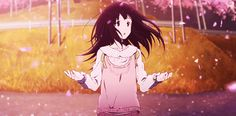 grafika anime, anime girl, and hyouka
