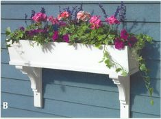 My little cottage in the making: WINDOW BOXES