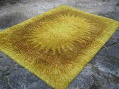 berg rya sunburst rug