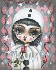 Artist~Lauren Saxton Pinterest.com -