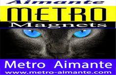 Metro Aimante: Aimante Metro electromagnetic magnet magntic manuf...