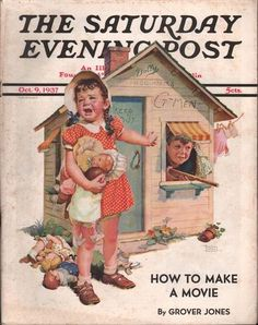 The Saturday Evening Post October 9 1937