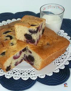 Buona Domenica!! Oggi vi lascio la Torta di Ciliegie una Ricetta senza Burro una ricetta semplice per un dolce meraviglio http://blog.giallozafferano.it/lacucinadimarge/torta-di-ciliegie-ricetta-senza-burro/