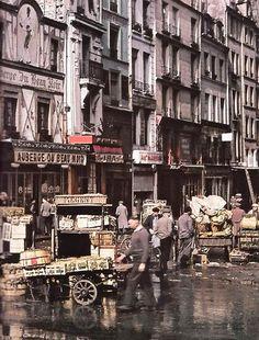 Andre Zucca. Paris under occupation 1940-1944