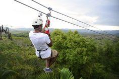 Canopy Adventure #Falmouth #Jamaica