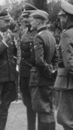 Joachim Peiper German Soldiers Ww2, German Army, Joachim Peiper, Ww2 Pictures, The Third Reich, World War Ii, Wwii, History, Police