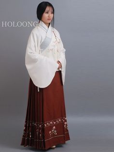 Mulan Princess Oriential dress up party Costume 8-11 Traditional Chinese Dance