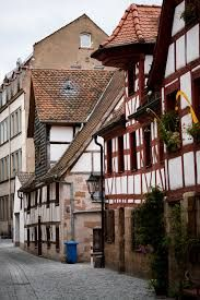 Fuerther Altstadt - Old Town in Fürth, Germany Neighboring city of Nuremberg Prague Old Town, Cultural Architecture, Dubrovnik, Phuket, Old Town Gdansk, Medieval Village, Old Town Alexandria, Old Town Square, Bavaria