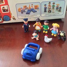 Vintage Toy : Bluebird Big Red Fun Bus   eBay