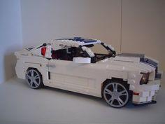 lego #car #Mustang.