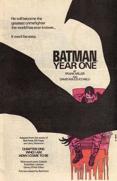 batman404mazzuchelli.jpg (500×778). Batman: Year One. David Mazzucchelli's brilliant compositions