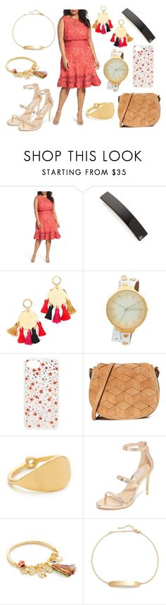 """""""Fit for all"""" by hillarymaguire ❤ liked on Polyvore featuring Tadashi Shoji, Alexandre de Paris, Lizzie Fortunato, RumbaTime, Sonix, Welden, Elizabeth and James, Rachel Zoe, Rebecca Minkoff and Amber Sceats"""
