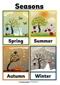 Use this fantastic collection of teaching, display and activity resources in your Early Years setting. This huge pack includes a wide range of English and Maths materials, along with printables to help you organise your classroom. Learning English For Kids, English Lessons For Kids, Kids English, Preschool Charts, Preschool Learning Activities, Preschool Worksheets, School Behavior Chart, Seasons Chart, Seasons Worksheets