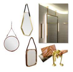 Orchids loft: Hängespiegel | Espelho de alça