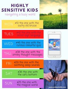 Help Your Sensitive Child See Their Strengths