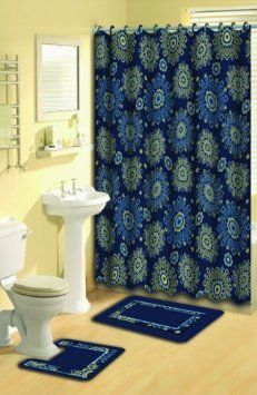 Product: PB Home™ Chantelle Navy Bath Collection Carson\'s ...