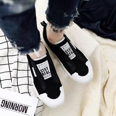 0f164e3a Classic Canvas Shoes Summer Plimsolls Breathable Fashion Sneakers Black  White Men Platform Shoes Original Walking Canvas Shoes