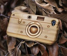 iPhone 4 Bamboo Case by SigniCASE