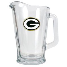 Green Bay Packers 60oz. Glass Pitcher - $27.99