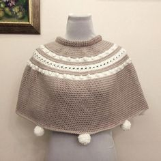 "The ""Bella Crochet Poncho"" has it all, flexibility simplicity and elegance. This crochet poncho free pattern is simple but has some twists along the way. Crochet Hood, Crochet Poncho Patterns, Knitted Poncho, Crochet Shawl, Knit Crochet, Beach Crochet, Crochet Sweaters, Poncho Sweater, Quick Crochet"