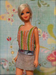 Barbie - Twiggy Barbie doll