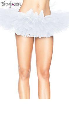Organza Tutu, White Tu Tu, Organza Petticoat