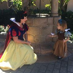 A Florida mom proves her sewing talent is magical, making amazing and ridiculously adorable Disney princess costumes for her to wear to Walt Disney World each week.