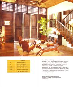 """modern bungalow with a """"kampung"""" or traditional Malay house feel"""