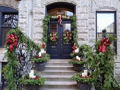 Chicago Holiday Decorations | by Atelier Teee