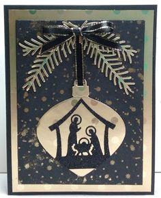 Открытка к рождеству христова своими руками, картинка