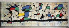 Joan Miro 1993 Projet pour IBM