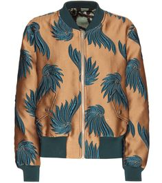 mytheresa.com - Wendbare Bomberjacke aus Jaquard - Luxury Fashion for Women / Designer clothing, shoes, bags