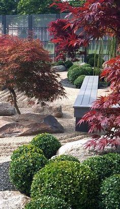 gardendesigneye.com                                                                                                                                                                                 More  #japanesegardening