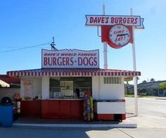 Add Dave's in Long Beach to Your Burger Map