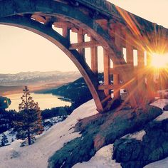 Donner Pass Road