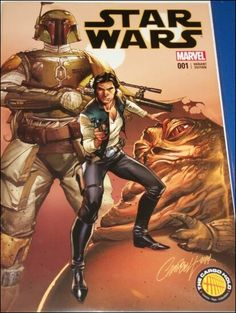Star Wars J. Campbell variant