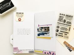 YOGA Stamp set - Kellie Winnell