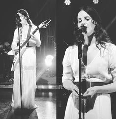 Lana Del Rey performing at SXSW 2017 #LDR