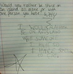 Someone give these kids a diploma.