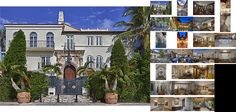 Gianni Versace's Miami Beach mansion for sale at $100,000,000. With 20% down, monthly payments are approx 500k per month. Wow!!