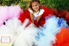 Tutus listed with The Big Pink Cupcake on Etsy! #tutu #children #girl