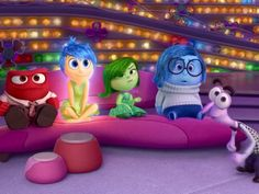 Pixar has returned with another masterpiece in animation. Inside Out Riley, Movie Inside Out, Disney Inside Out, Disney Animation, Disney Pixar, Animation Movies, 3d Animation, Disney Love, Disney Magic