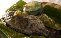 Receita de Papillote de peixe oriental - iG