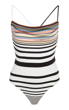 f205a5b04c The Vacation Store | Moda Operandi Missoni Mare, Striped One Piece, Women's  Swimwear,