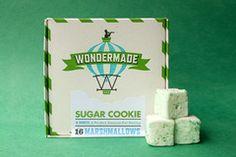 Sugar Cookie marshmellows - stocking stuffers