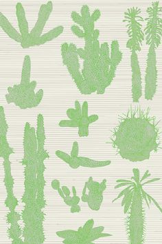 Hygge Cooperative | Pointy Wallpaper