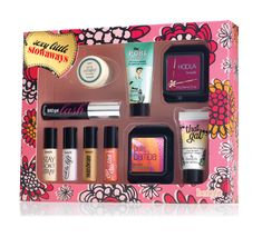 This travel-friendly set makes the perfect gift for all your jet-setting gal pals! sexy little stowaways | Benefit Cosmetics