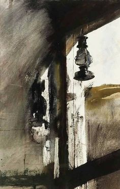 View Shed lantern by Andrew Wyeth on artnet. Browse upcoming and past auction lots by Andrew Wyeth. Andrew Wyeth Paintings, Andrew Wyeth Art, Jamie Wyeth, Nc Wyeth, Beaux Arts Paris, Still Life Drawing, Mary Cassatt, Famous Artists, American Artists